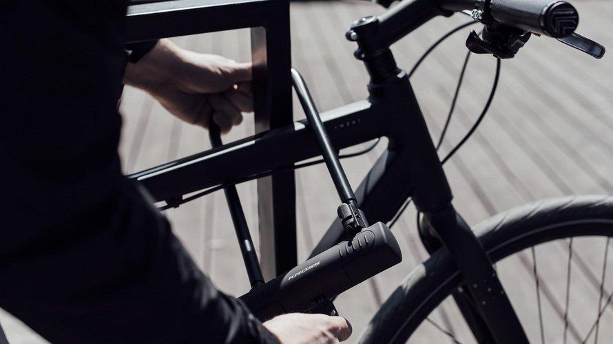 zdjęcie przedstawia rower