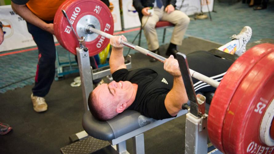 Paraolimpijska Kadra Narodowa w Kołobrzegu