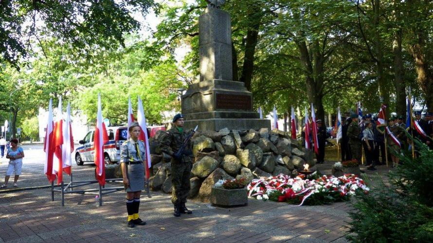 81 rocznica wybuchu II Wojny Światowej i Dzień Weterana