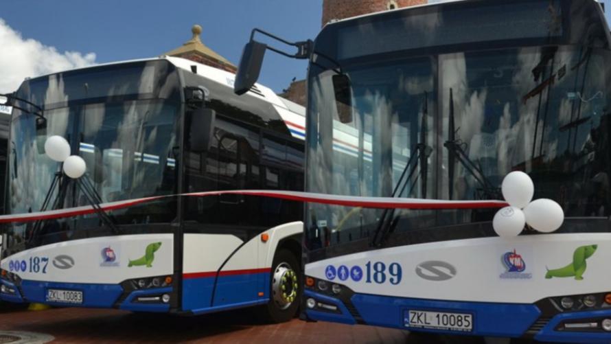 Rozkład kursów autobusów Komunikacji Miejskiej w Kołobrzegu