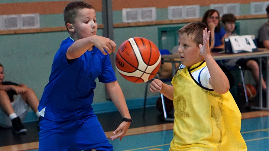 Turniej koszykówki 3 x 3