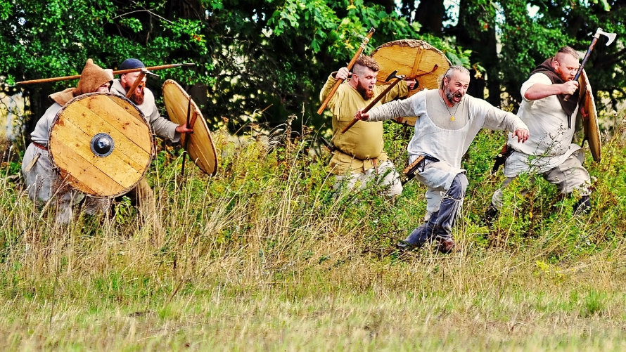 Festiwal Wczesnośredniowieczny Budzistowo - dawny Kołobrzeg