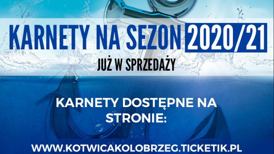 Sprzedaż karnetów na sezon 2020/21
