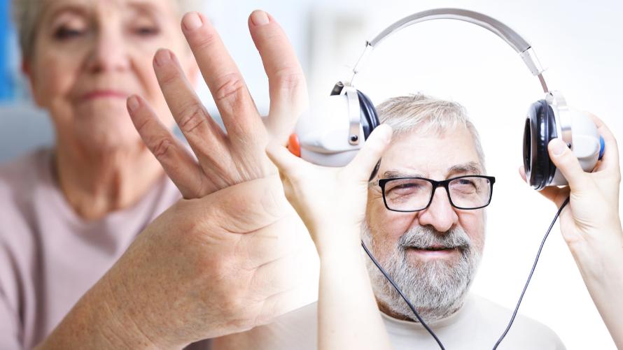 Bezpłatne badania słuchu i osteoporozy