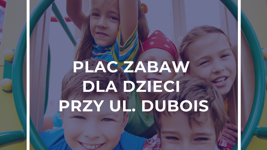 Plac zabaw - konsultacje dla najmłodszych