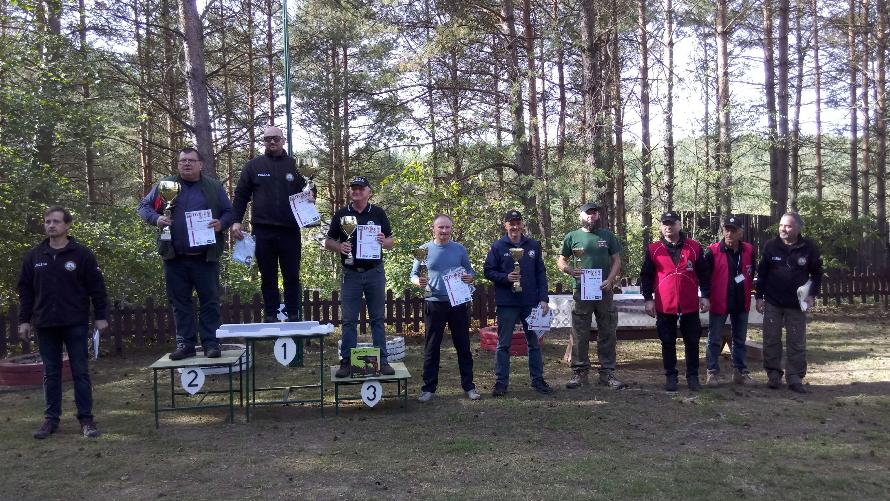 Zawody strzeleckie w Nowogardzie