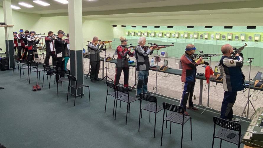 Mistrzostwa Polski w Strzelaniu
