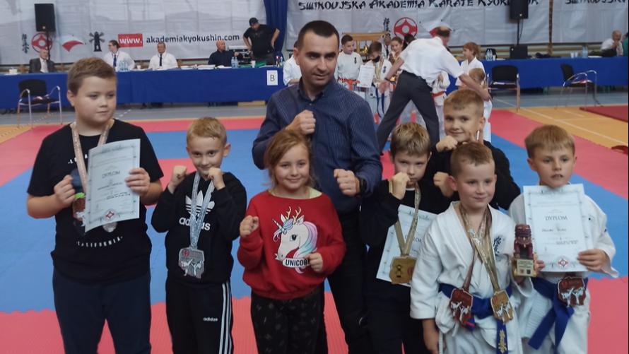Międzynarodowy Turniej Dzieci i Młodzieży w Karate Kyokushin