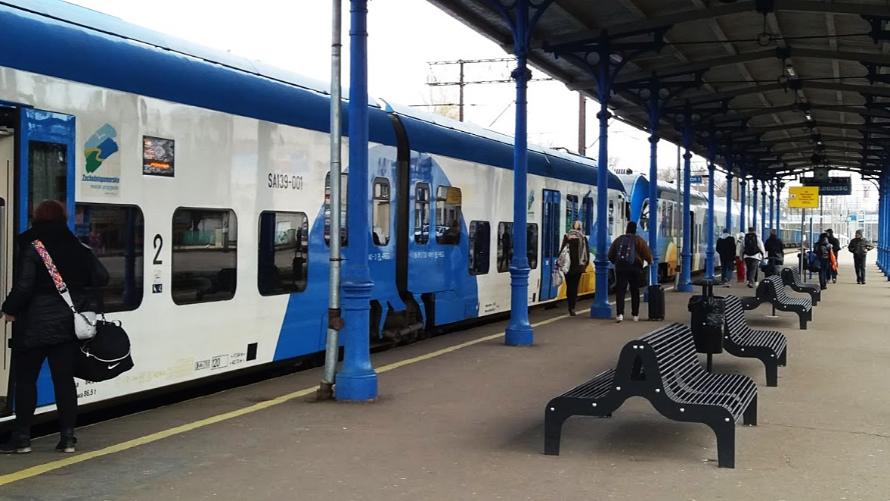 Mniej pociągów z i do Kołobrzegu