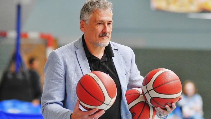 Kontrakt z trenerem Tanasiejczukiem został rozwiązany