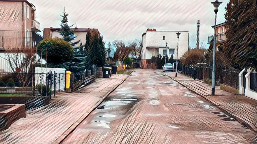 Przebudowa ul. Słonecznej