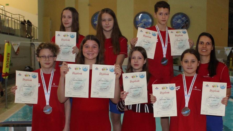 XII Otwarte Mistrzostwa Kołobrzegu w Pływaniu
