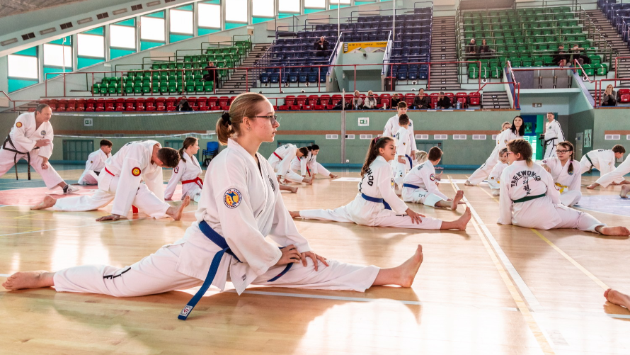 Szkolenie Techniczne Taekwon-Do ITF.