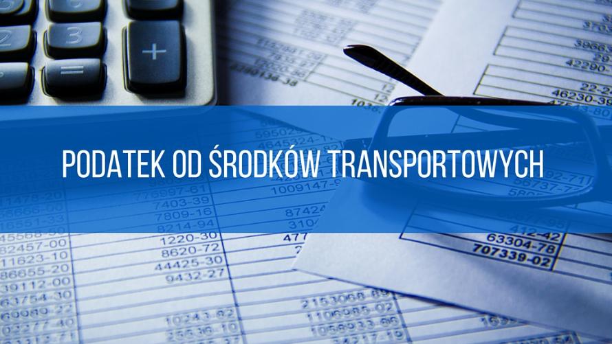 Deklaracje na podatek od środków transportowych do 15 lutego