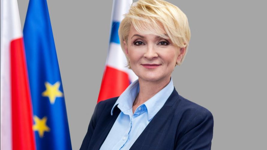 Prezydent Miasta Kołobrzeg Anna Mieczkowska