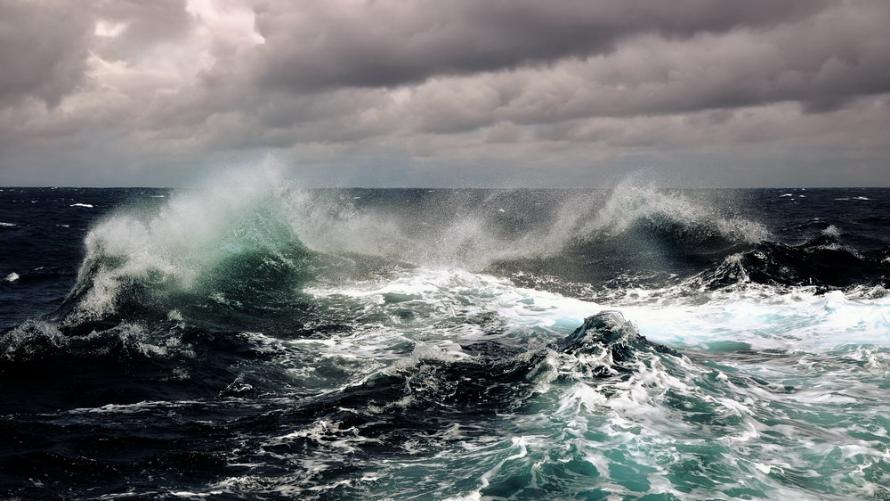 Silny wiatr w strefie brzegowej - stopień 1