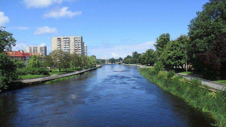 Rzeka Parsęta