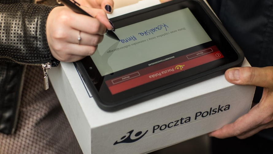 Decyzje podatkowe w tym roku doręczy Poczta Polska