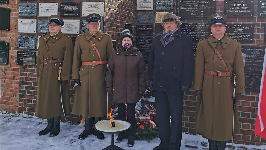 81. rocznica masowych deportacji Polaków na Syberię