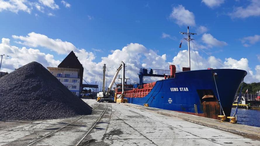 kołobrzeski port pasażerski
