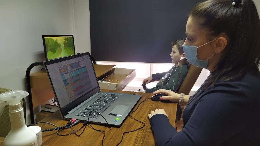 Treningi EEG Biofeedbeck