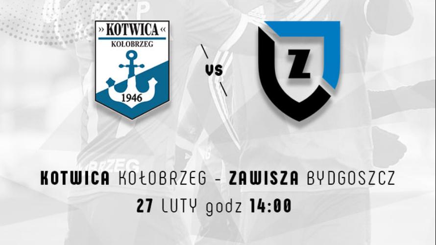 Mecz sparingowy z Zawisza Bydgoszcz