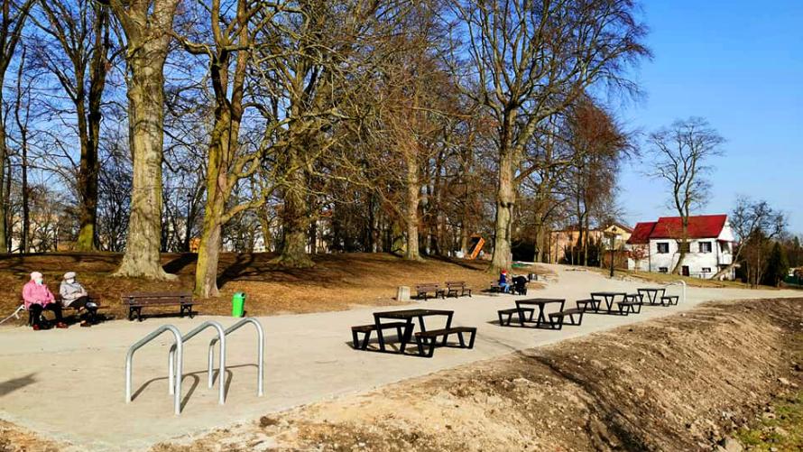 Park miejski im. gen. Jana Henryka Dąbrowskiego