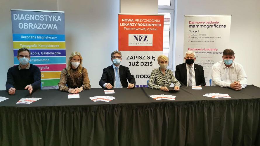 Nowa przychodnia POZ - Inter Medical SANATUS