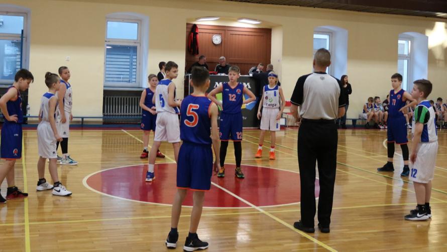 Nabór roczników 2011, 2012, 2013 - koszykówka