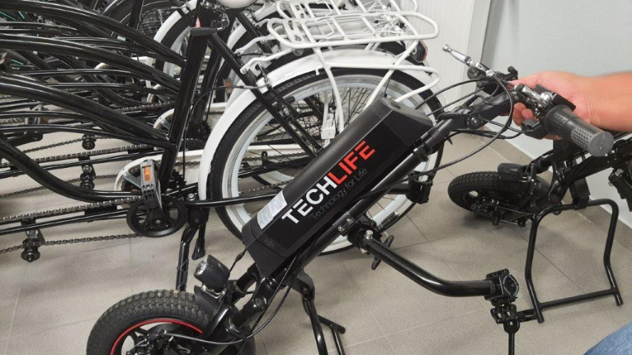 Wypożyczalnia rowerów integracyjnych MOSiR