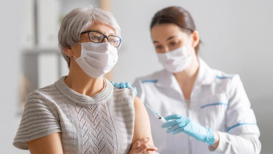 Szczepienia przeciwko COVID-19 w Hali Łuczniczka
