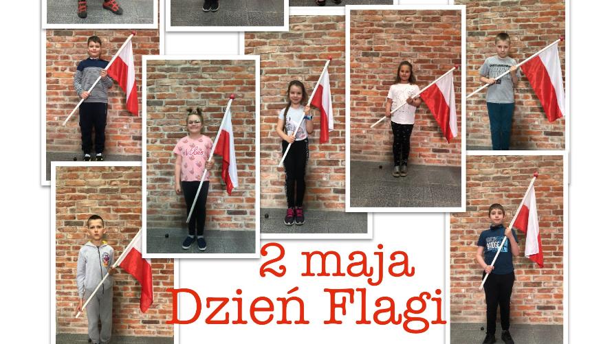 Dzień Flagi Rzeczypospolitej Polskiej w SP nr 1