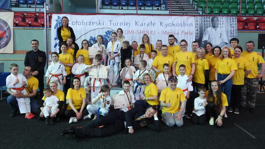 II Kołobrzeski Turniej Karate Kyokushin dla Dzieci i Młodzieży Umi No Shinju - Morska Perła