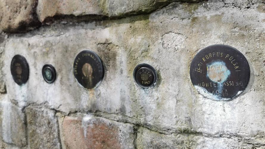 77. rocznica walk pod Monte Cassino