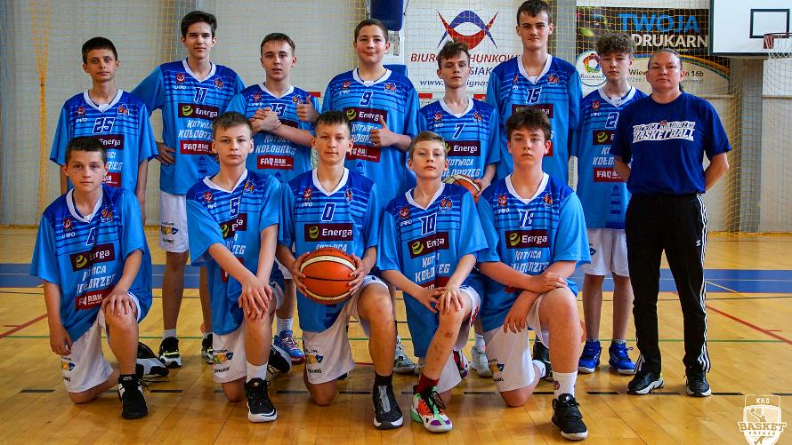 Kadeci młodsi z 4 miejscem na turnieju we Wrześni