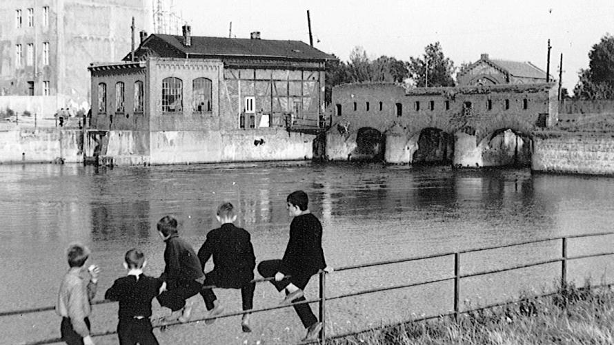 Zdjęcie pochodzi z archiwum Stowarzyszenia Klub Pioniera Miasta Kołobrzeg
