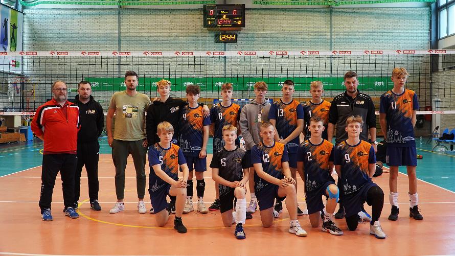 Mistrzostwa Polski Młodzików w piłce siatkowej - ćwierćfinały