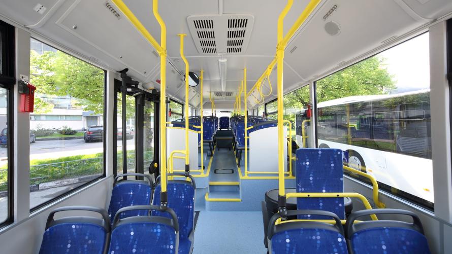 Biletomaty w autobusach