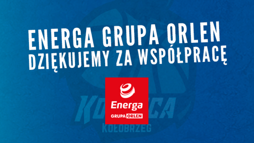 Bez sponsora tytularnego Energa Grupa Orlen