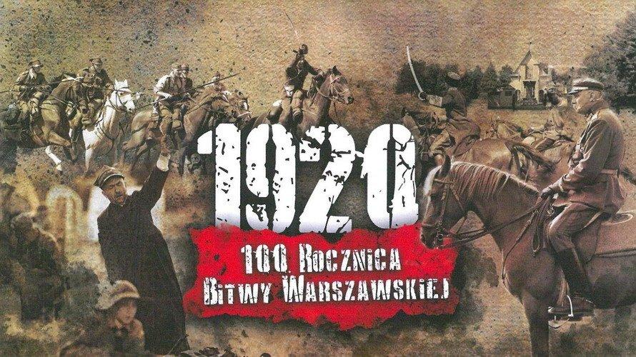 zdjęcie przedstawia kadr z bitwy warszawskiej - cud nad Wisłą