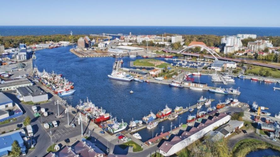 Nowe ładunki w Kołobrzegu