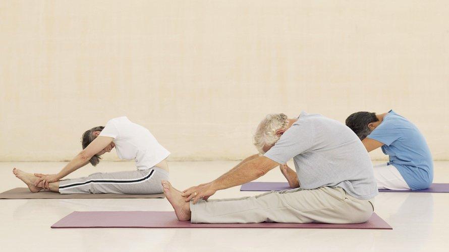 rehabilitacja seniorów - gimnastyka korekcyjna