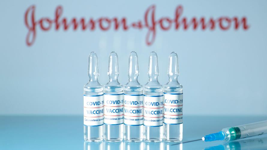 Jednodawkowa szczepionka firmy Johnson&Johnson