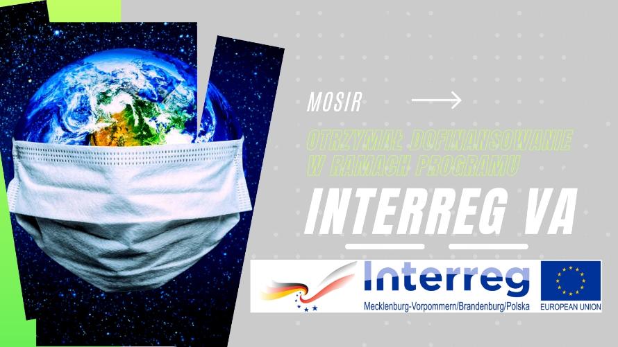 MOSiR otrzymał dofinansowanie w ramach Programu INTERREG VA