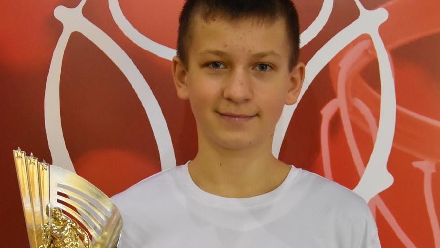 Franek Chac kolejny raz z powołaniem na kadrę Polski