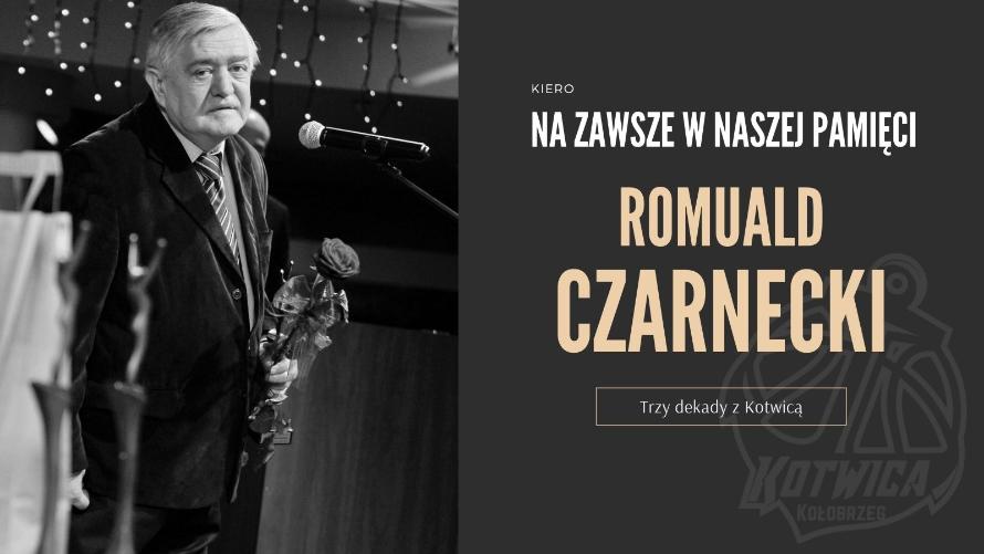 Zmarł Romuald Czarnecki