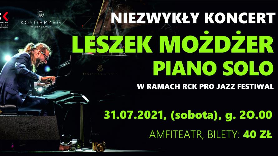 Leszek Możdżer - Piano Solo