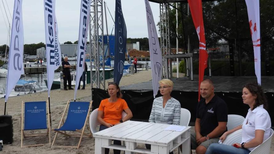 Mistrzostwa Polski Planet Baltic SUP Race 2021