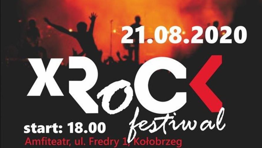 plakat imprezy X edycja RoCK Festiwal