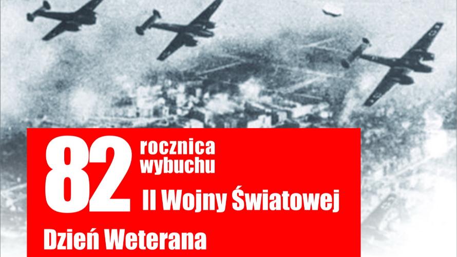 82. rocznica wybuchu II Wojny Światowej, Dzień Weterana